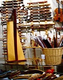 Folk & Ethnic Instruments